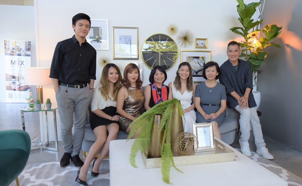 Miix Interiors team